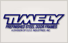 Timely Finished Steel Door Frames
