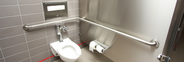 Toliet Accessories Innovative Construction Services Magnificent Bradley Bathroom Partitions Property